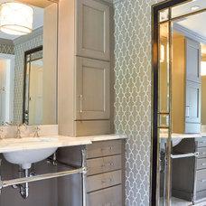 Contemporary Bathroom by CM Glover
