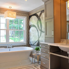 Contemporary Bathroom by CM Glover