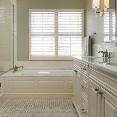 Traditional Bathroom by Kristen Beedie - Kohler Co.