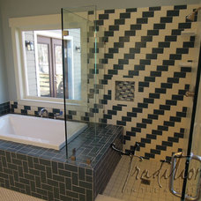 Bathroom by Traditions in Tile