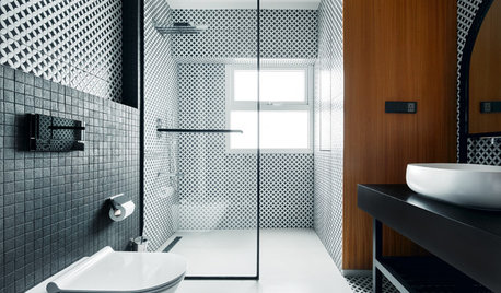 Clever Shower Cubicles With a Seductive Edge