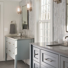 traditional bathroom by Pinney Designs
