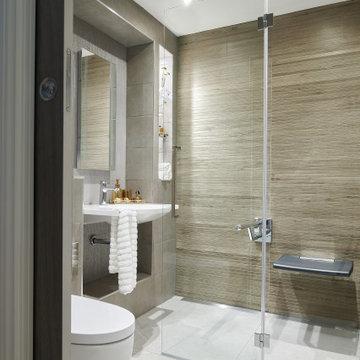 Sue's future proofed bathroom