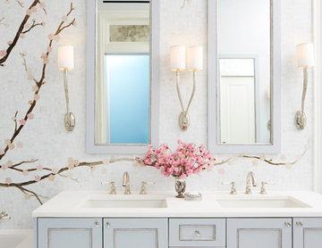 Sugar House Master Bathroom