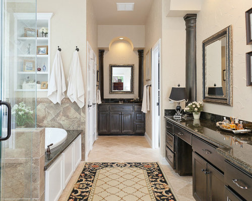 galley style bathroom design ideas remodels photos