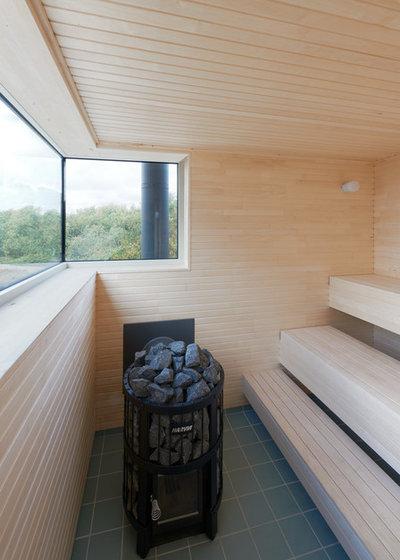 Skandinavisk Badrum by Arkitekt Mats Fahlander