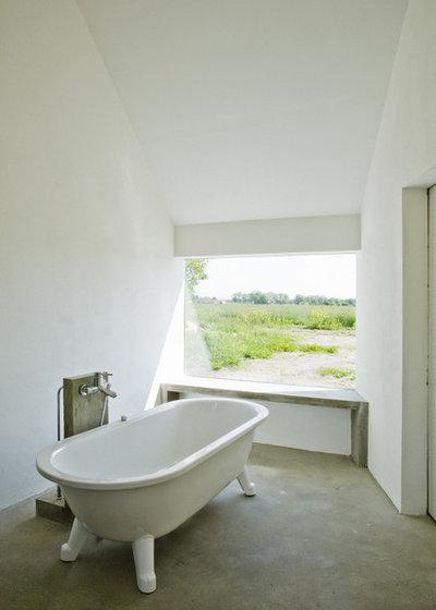 北欧 浴室 by LASC Studio