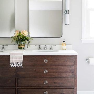 Summerset Drive Master Bathroom Remodel