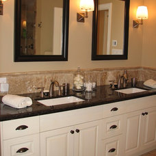 Bathroom by Oakville Kitchen and Bath Centre