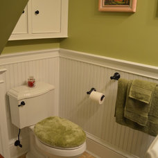 Traditional Bathroom by Kimbriel & Company Woodworking