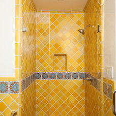 Mediterranean Bathroom by Fireclay Tile