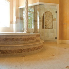 Traditional Bathroom by Sunderland Brothers Company