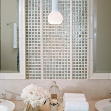Modern Bathroom by Sunderland Brothers Company