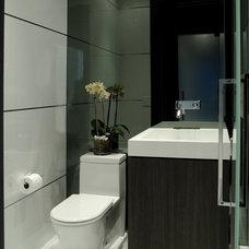Modern Bathroom by Troy Dean Interiors