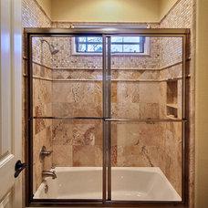 Traditional Bathroom by Timberlake Custom Homes, LLC