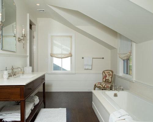 10k Farmhouse Bathroom Design Ideas Remodel Pictures Houzz