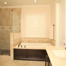 Traditional Bathroom by Devonshire Custom Homes