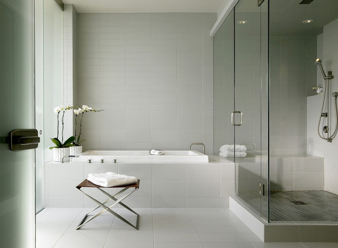 Contemporary Bathroom by Turn Collaborative