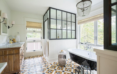 New This Week: 3 Spacious and Stylish Dream Bathrooms