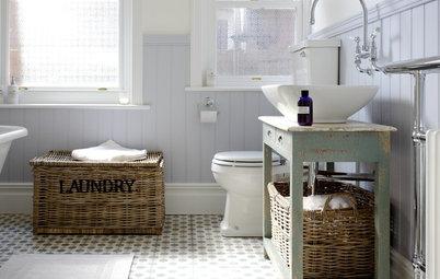 7 Alternatives to the Standard Bathroom Vanity Unit