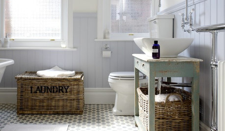 7 Alternatives to the Standard Bathroom Vanity Unit