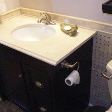 Traditional Bathroom Susan Clark
