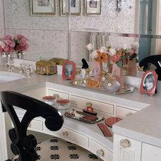 Traditional Bathroom by Susan Cohen Associates, Inc.