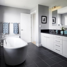 contemporary bathroom by Susan Teare, Professional Photographer