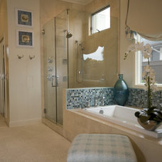 Beach Style Bathroom by Susie Ralls Designs