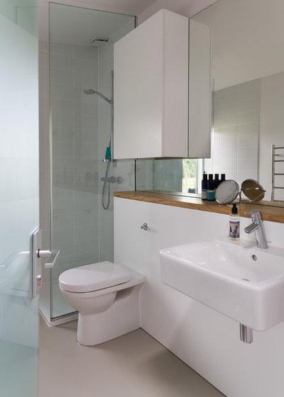 Contemporary Bathroom by Paul Craig Photography