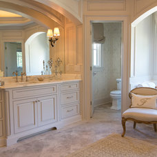 Traditional Bathroom by Schilling & Company