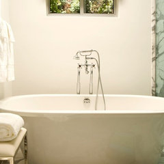 contemporary bathroom by Elizabeth Dinkel