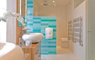 Palatable Palettes: 9 Bold Bathroom Color Schemes
