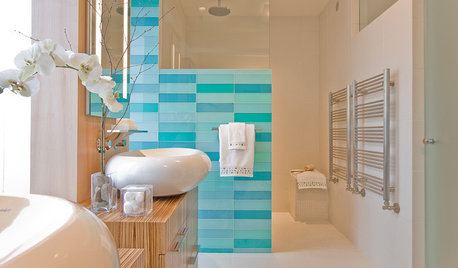 10 Fresh Ways to Use Glass in Bathroom Enclosures