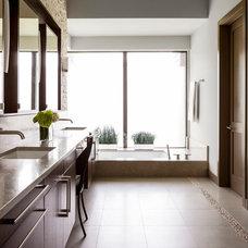 Contemporary Bathroom by Stocker Hoesterey Montenegro
