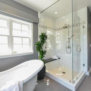 Swanky Guest Bath