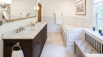 Swarthmore Master Bathroom Renovation