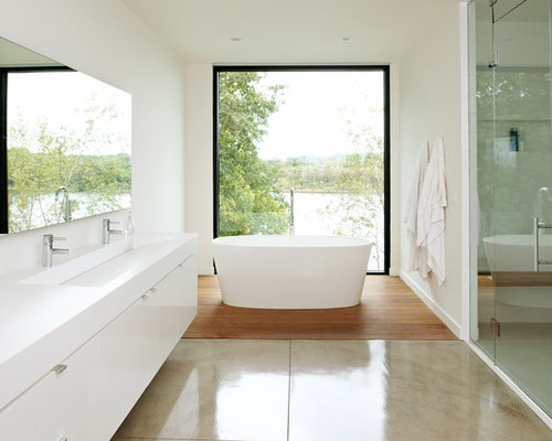 salle de bain moderne photos et id233es d233co de salles de bain