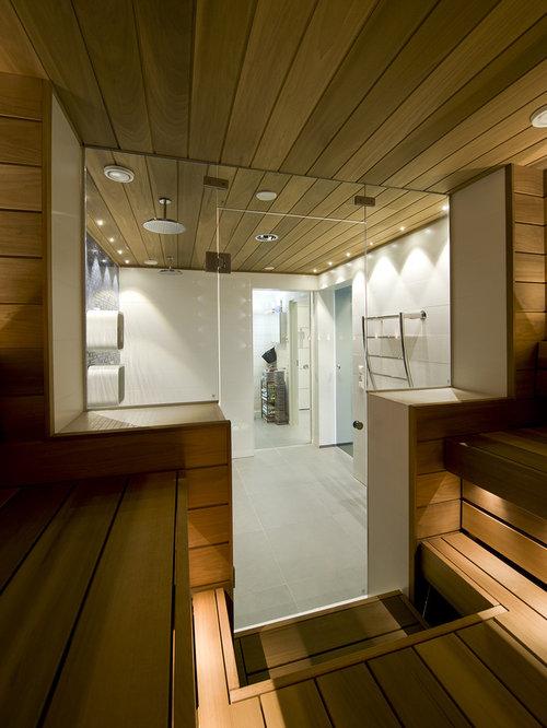 Small Sauna Houzz
