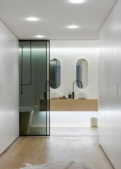 Contemporary Bathroom by Minosa | Design Life Better