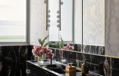 So You Want a Dark-Coloured Bathroom? Here's the Lowdown