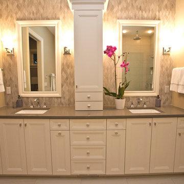 Sydney Traditional - Master Bathroom