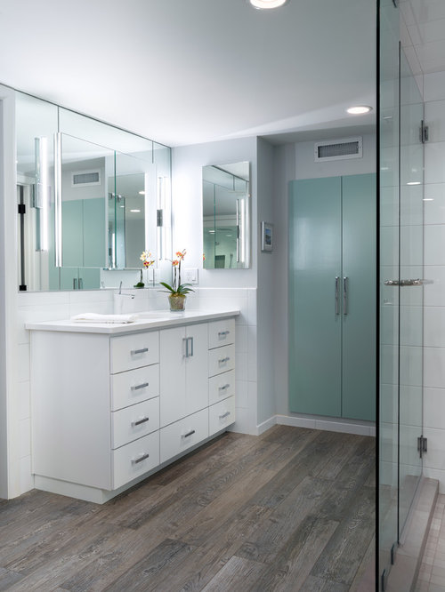 Porcelain Tile Floor Houzz