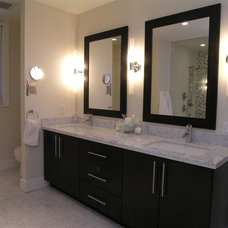Contemporary Bathroom by Werner Construction Ltd.