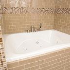 Honeycomb Shades Bathroom Traditional Bathroom
