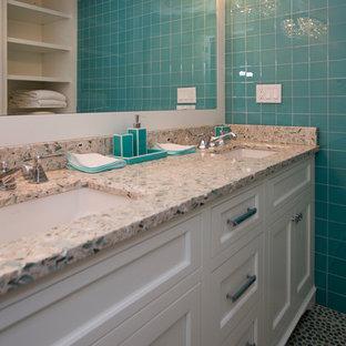 Syosset Bathroom Design by Margali and Flynn