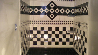 T and S Tile work