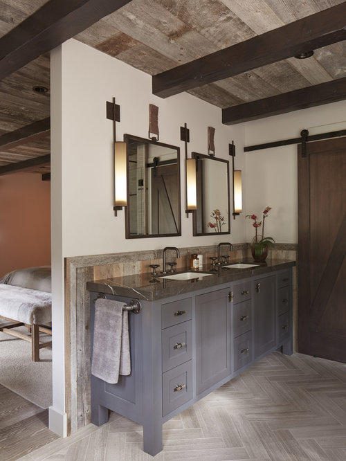 Barn Board Vanity Home Design Ideas Pictures Remodel And