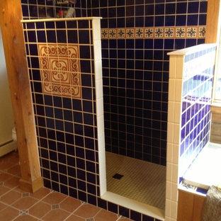 Стильный дизайн: ванная комната в стиле фьюжн - последний тренд