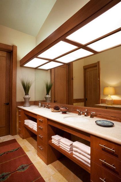 Contemporary Bathroom by Guild GC